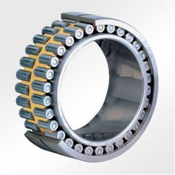460 mm x 620 mm x 95 mm  NSK NCF2992V cylindrical roller bearings