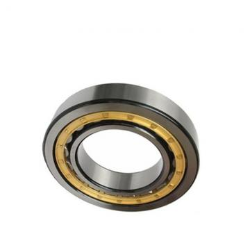 63,5 mm x 127 mm x 36,17 mm  NSK 565/563 tapered roller bearings