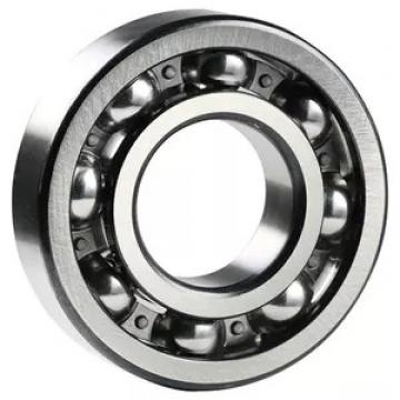 95 mm x 170 mm x 43 mm  NSK NUP2219 ET cylindrical roller bearings