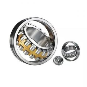 42 mm x 72 mm x 38 mm  ISO DAC42720038 angular contact ball bearings