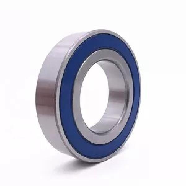 7 mm x 11 mm x 2,5 mm  ISO MR117 deep groove ball bearings #1 image