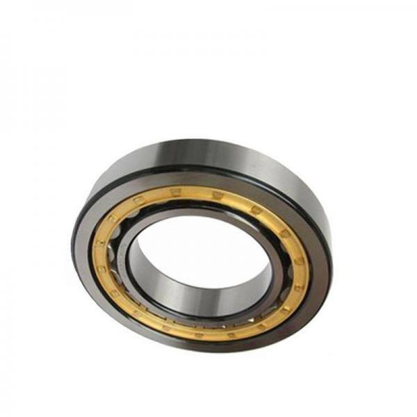 90 mm x 190 mm x 43 mm  NSK NUP 318 cylindrical roller bearings #2 image