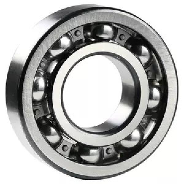 30 mm x 62 mm x 16 mm  NSK 7206 B angular contact ball bearings #1 image